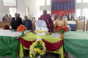 Umuobom Synod Archbishop's charge