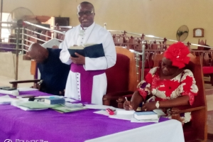 Opening Remarks By The Diocesan Rt. Rev. Henry O. S. Okeke At The Diocesan Board Meeting In St. Paul's Church Urualla