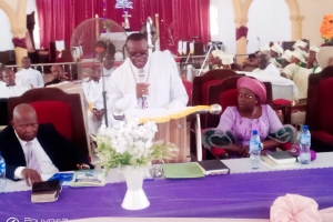 BISHOP'S CHARGE AT THE SECOND SESSION OF THE EIGHT SYNOD